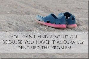 taking a pill to stop pain from a pebble in your shoe is not going to solve the problem for your pain!