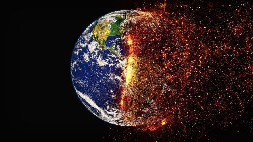 地球温暖化から地球を救うあなたが出来る方法