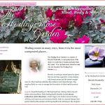 Healing Rose Garden Website