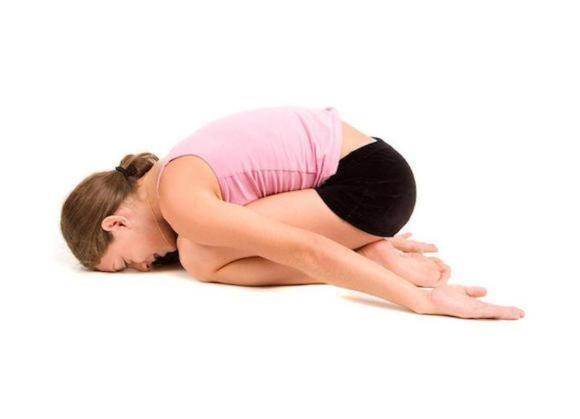 yoga helps kids sleep
