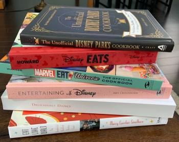 Disney Cookbooks