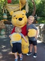 Pooh character