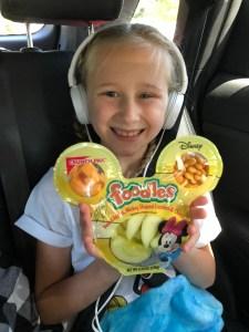 car snacks