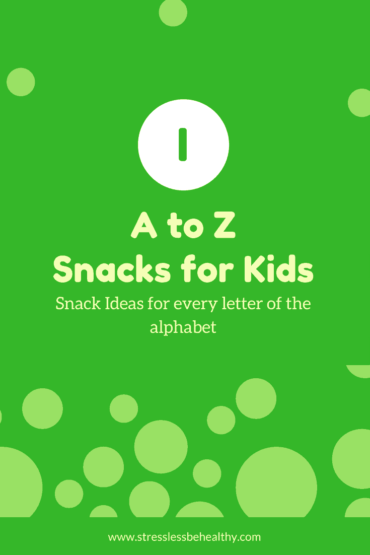 snacks that start with i, letter i snacks, alphabet snacks, snacks for kids, healthy snacks, healthy snacks for kids