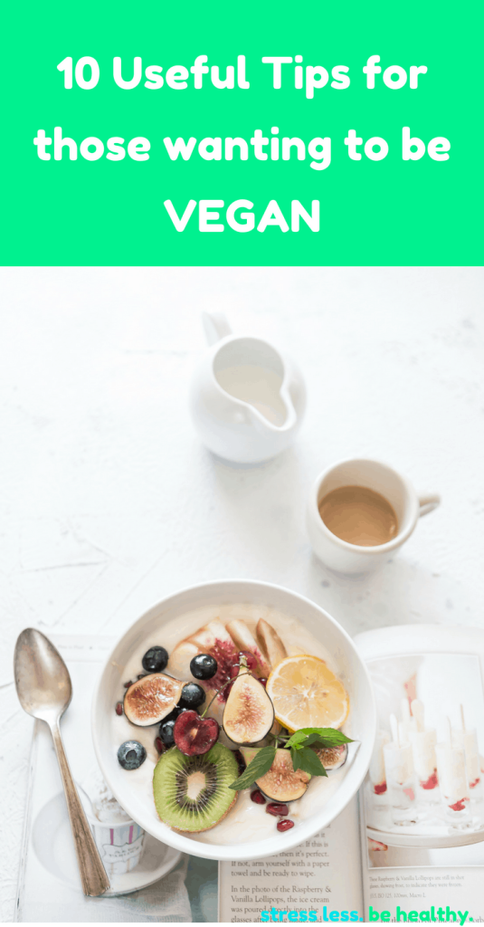 Trying to go vegan? Here's some tips to help you out! #vegan going vegan, vegan tips, vegan hacks, advice for going vegan