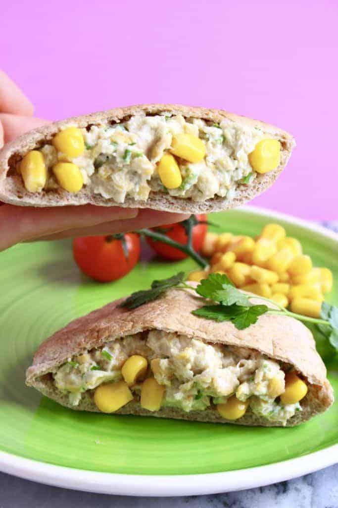 Vegan School Lunch Ideas