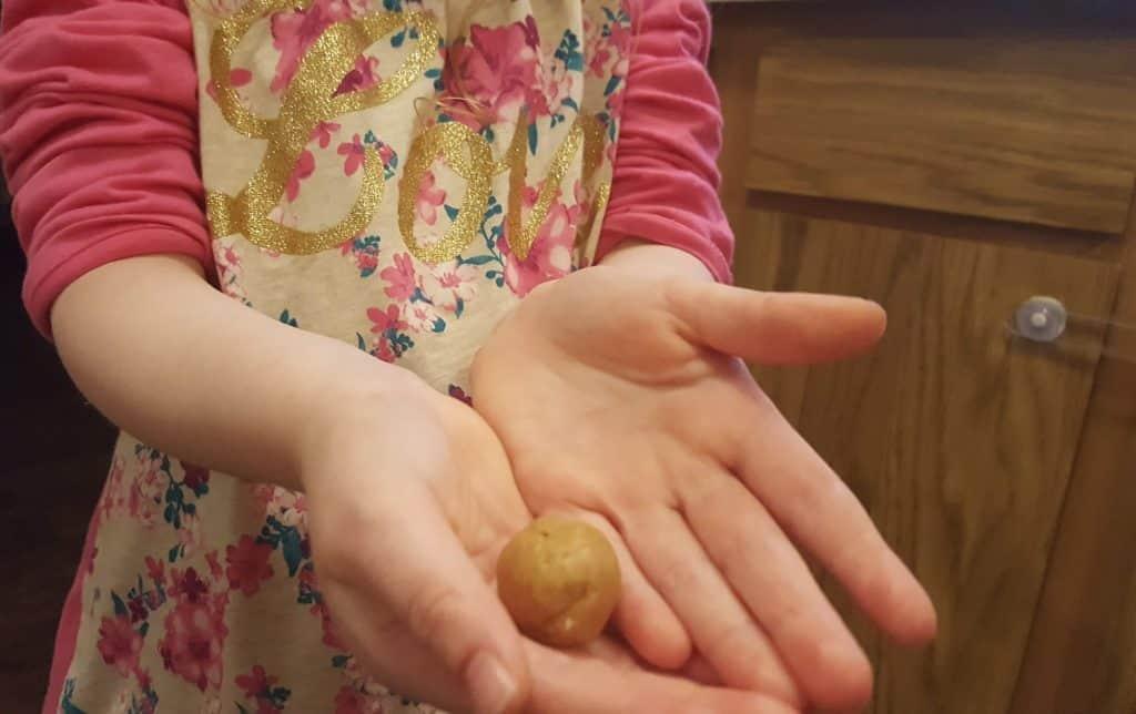 Healthy Vegan Peanut Butter Balls