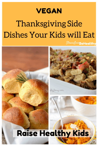 Looking for health vegan thanksgiving sides? Something easy to make that you know your picky eater child will actually eat? Check out these 31 side dish recipes that are picky eater approved, contain veggies, and are actually healthy! From green bean recipes and mashed potatoes, to more!