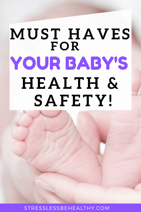 Wondering what baby proofing products are actually necesary? Of course outlet covers are, but find out what else is and grab this checklist to make sure you have the essentials!