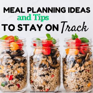 meal prep jars for people who actually follow through with their meal plan