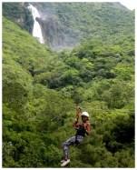 Chiapas Cascada del Chiflon