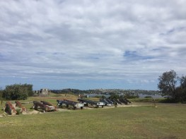 Middle Head Fort
