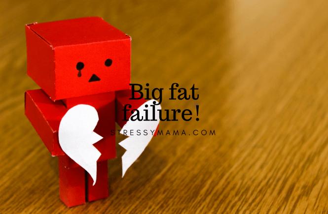 Big fat failure!