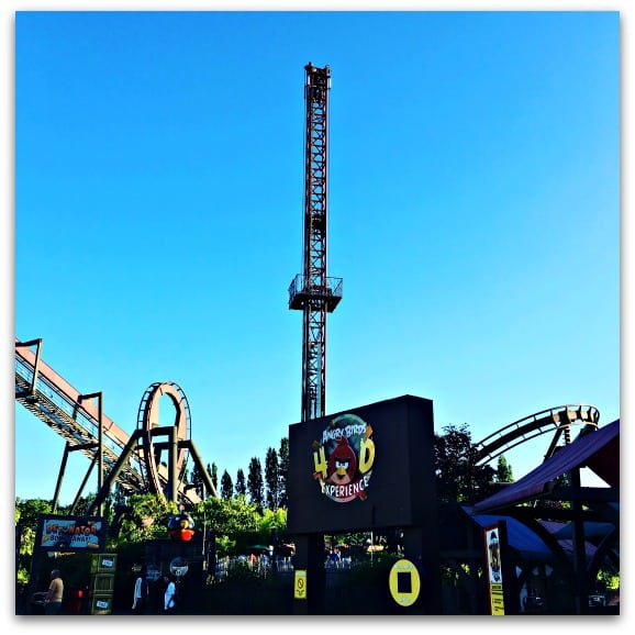 Why Thorpe Park Is Great For Younger Children