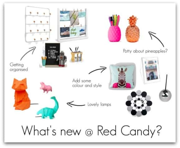 What's new at Red Candy?