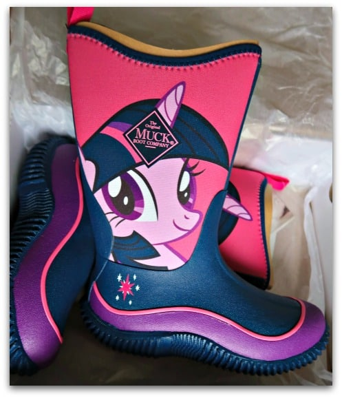 My Little Pony Boots from The Original Muck Boot Company