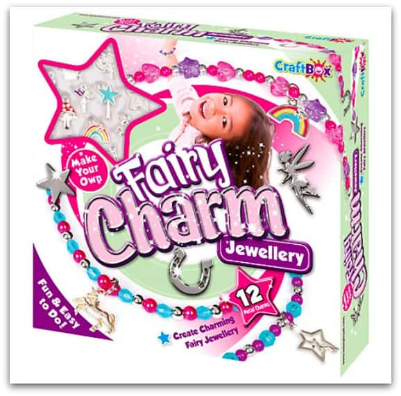 Getting Creative with Craftbox Fairy Charm Jewellery