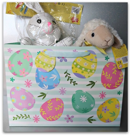 Easter Bags of fun from Home Bargains