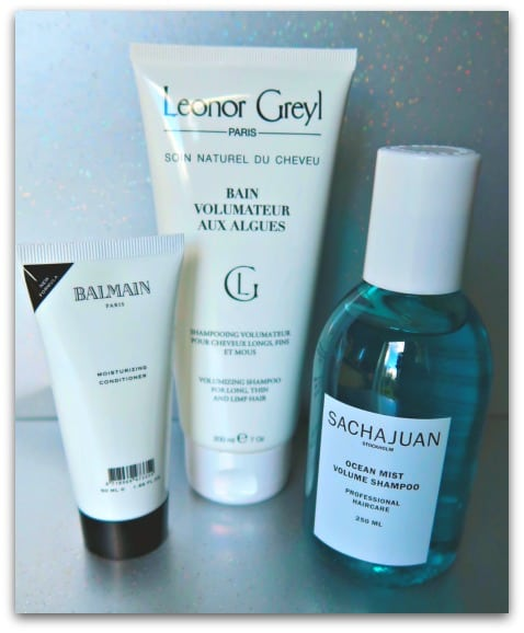 Hair Care Hamper from The Harley Street Hair Clinic
