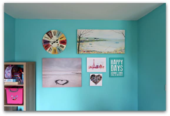 Collecting Moments April Decorating