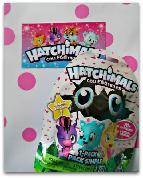 Hatchimals CollEGGtibles Blind Bag