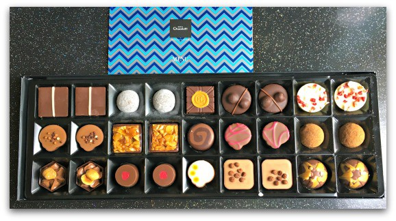 Hotel Chocolat Father's Day Sleekster