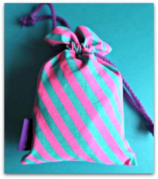 Drawstring bag from Betty Box