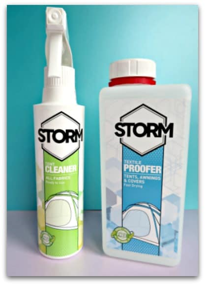 Storm Tent Cleaner and Textile Proofer  sc 1 st  Stressy Mummy & Storm Tent Cleaner and Textile Proofer - Stressy Mummy