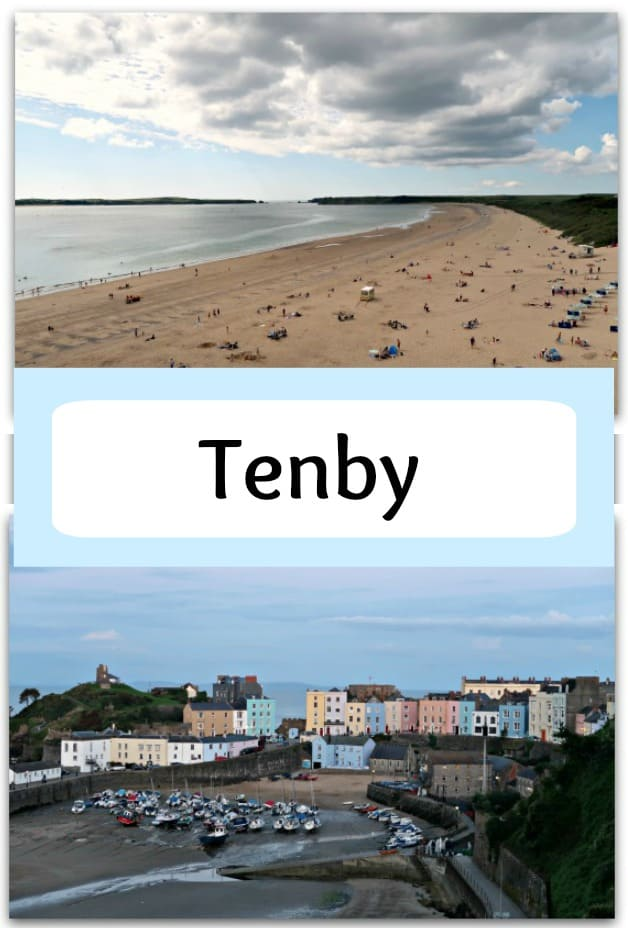 We finally made it to Tenby in West Wales for a family break and I wanted to share a little about our trip as we fell in love with Tenby