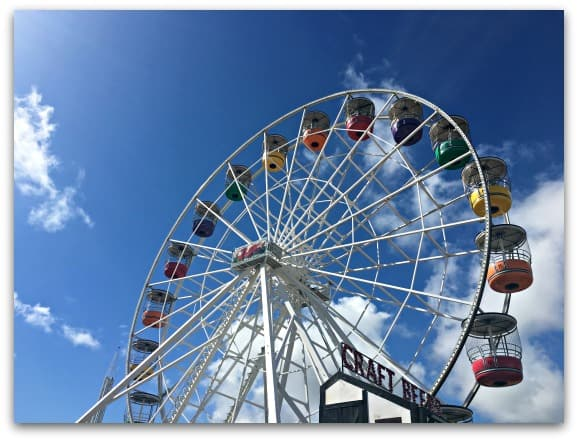 The Big Wheel at Barry Island