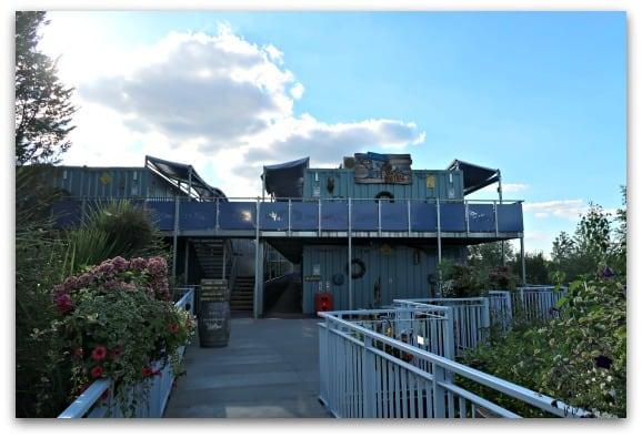 The Shark Hotel at Thorpe Park