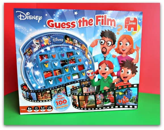Disney Guess the Film from Jumbo Games
