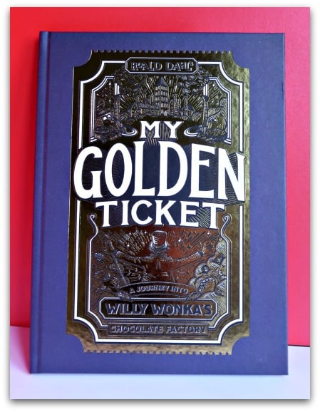 My Golden Ticket – A New Personalised Adventure from Wonderbly