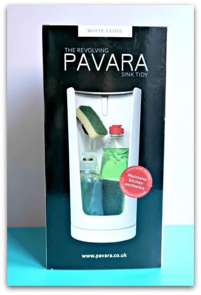 PAVARA Sink Tidy Review - Stressy Mummy