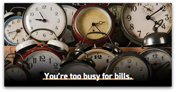 clocks busy bills lamb