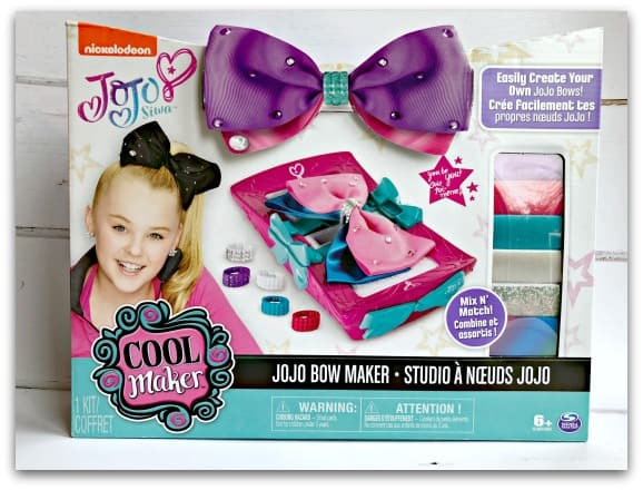 Cool Maker JoJo Siwa Bow Maker Boxed