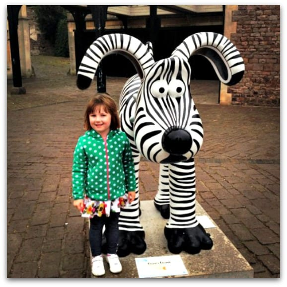 Gromit Unleashed 2013 -2