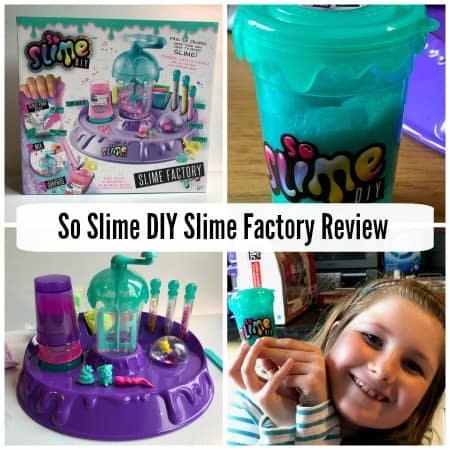So Slime DIY Slime Factory Review