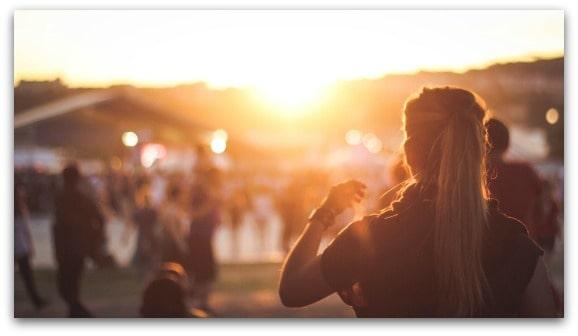 Enjoy festival fun in the sun this summer