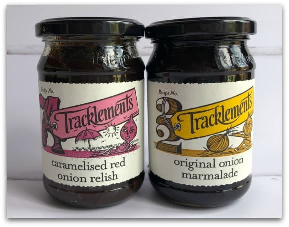 Creating Tastier Picnics with Tracklements - Caramelised Red Onion Relish and Original Onion Marmalade