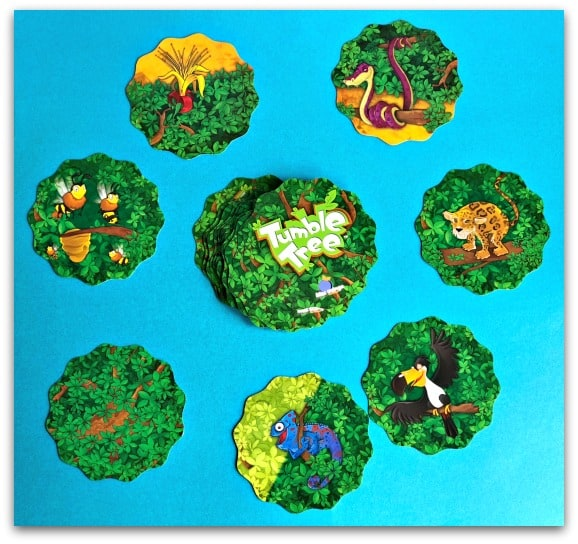 Tumble Tree from Coiledspring Games