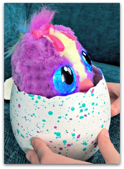 It's a girl! And it's a Ponette! Hatchimals HatchiBabies