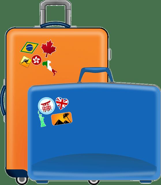 Utazási eszközök használata a költözésnél