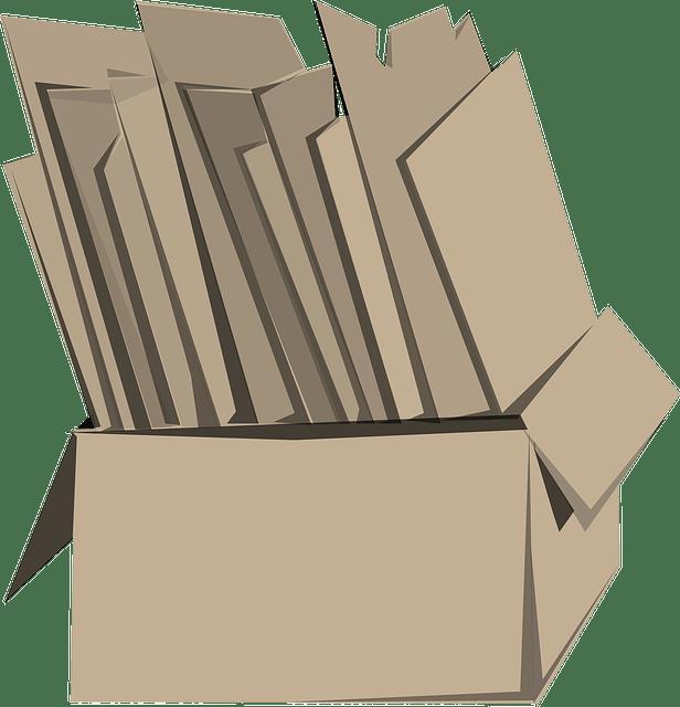 Ingyenes doboz költözéshez
