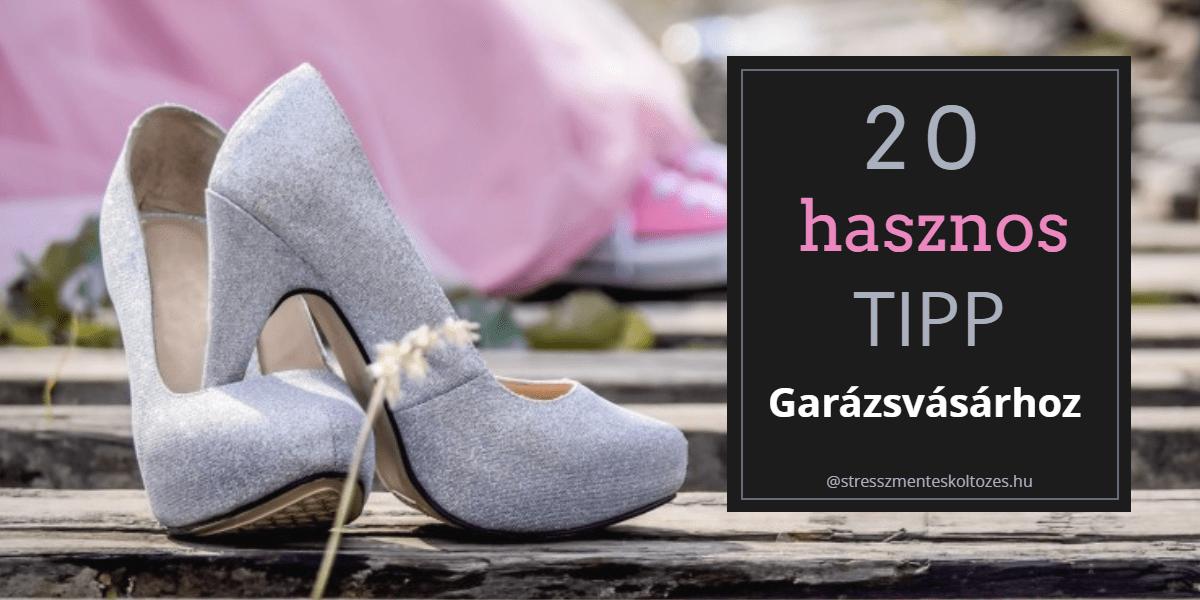 20 hasznos tipp garázsvásárhoz | Garázsvásár Kisokos Sorozat