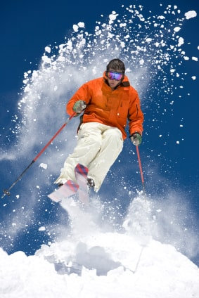Snow Skiing Stretches and Flexibility Exercises