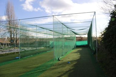 3 Lane Practice Nets