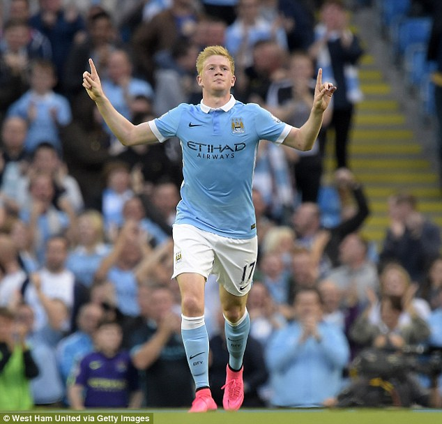 Pessimism is only good thinking when Kevin de Bruyne is in form