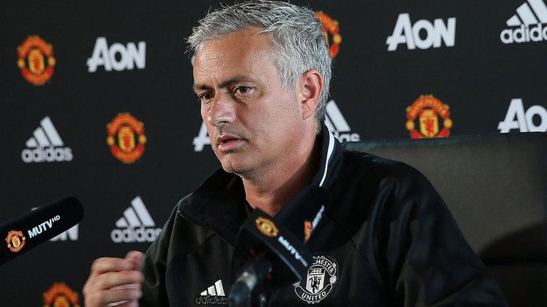 Jose Mourinho pre-match press conference – Southampton (H)