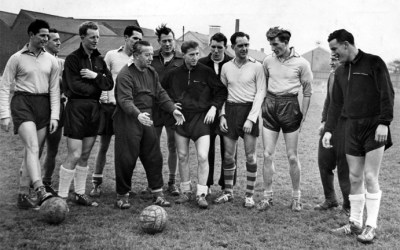 Jimmy Murphy – From The Background Into The Spotlight